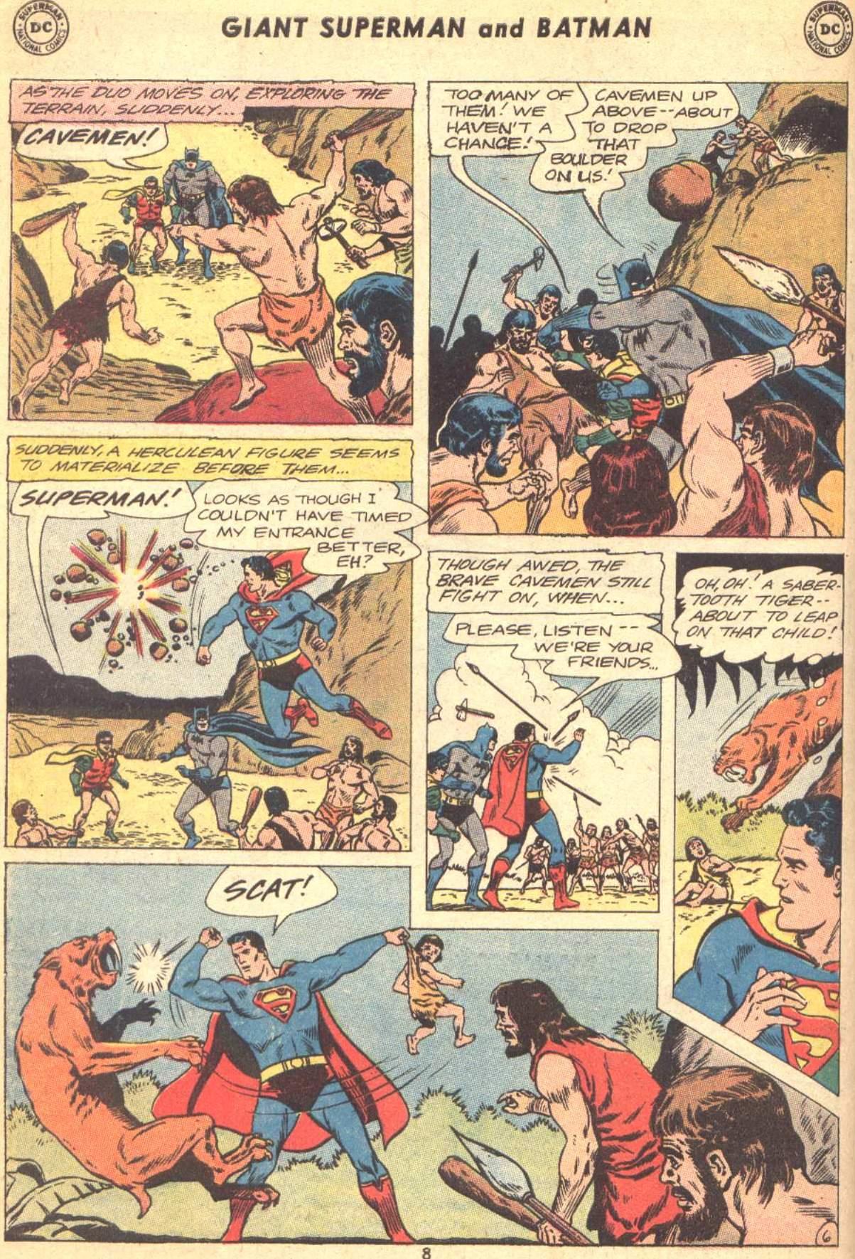Read online World's Finest Comics comic -  Issue #206 - 8