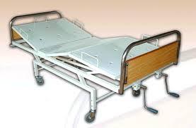 tempat tidur orang sakit