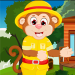 Games4King Simian Monkey …