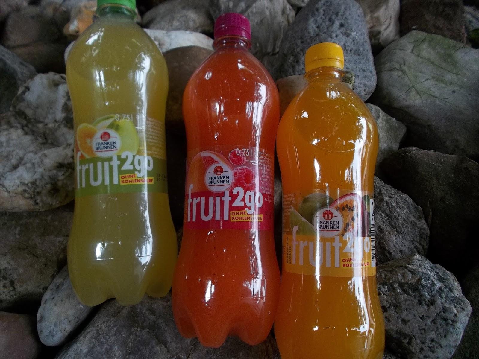 Absolut ehrlich!*****: Fruit2go Getränke