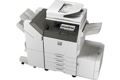 Sharp MX-M3550 Printer Driver Download