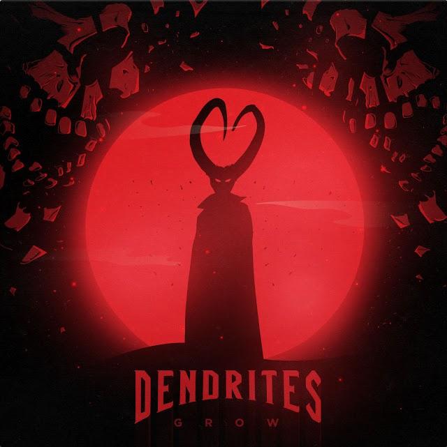 [News] Dendrites new single & Grow vinyl pre-orders