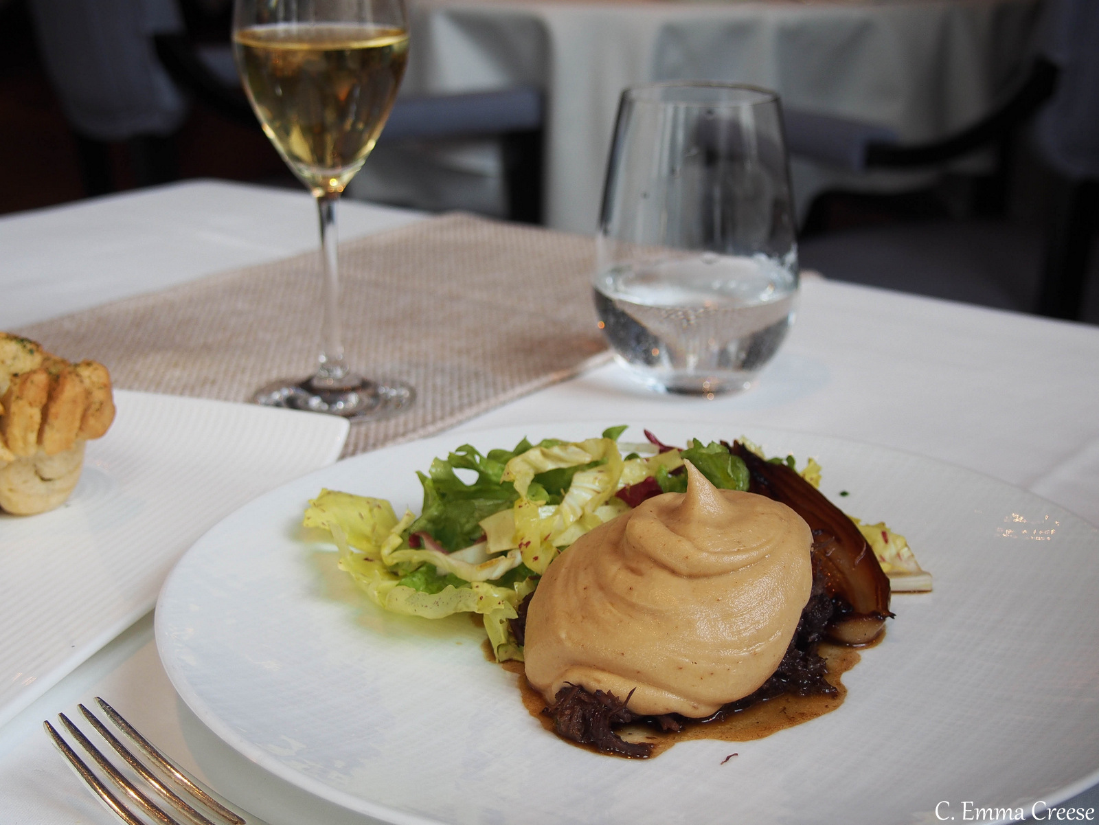 Roux at the Landau, Langham Hotel - a luxury brunch. - Adventures of a London Kiwi