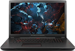 Asus ROG Strix GL702ZC Drivers Windows 10 64-bit
