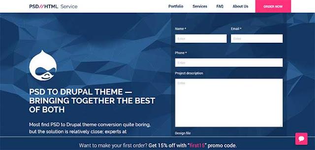 PSDtoHTMLservice.com: Convert PSD to Drupal 7 in Easy Way: eAskme