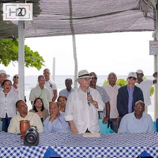 Este fin de semana, Hipólito Mejía encabezará actividades en la provincia Santo Domingo y el Distrito Nacional.