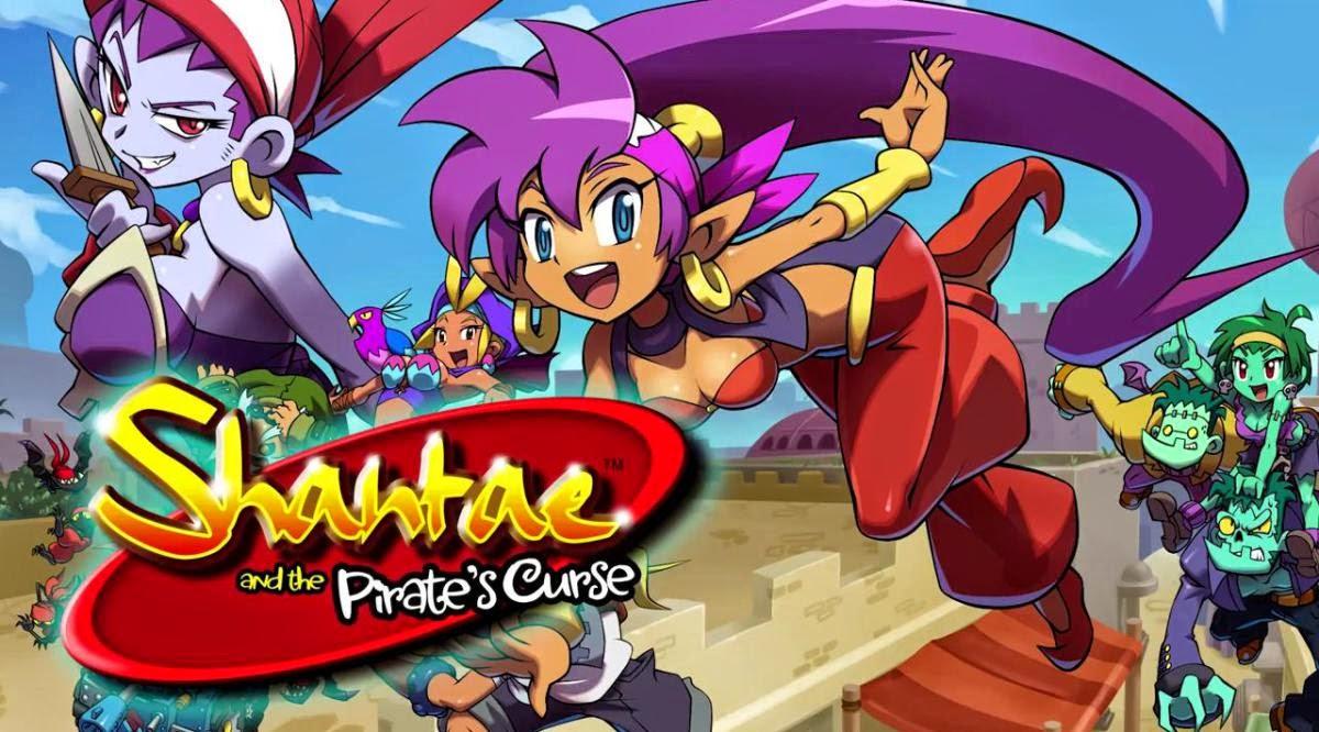 The Stock Pot Inn: Shantae: Riskys Revenge (Nintendo