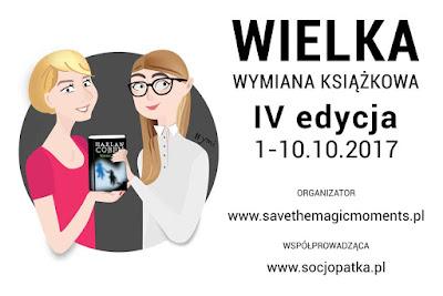 Wielka Wymiana Książkowa – edycja IV. Może się wymienimy? :)