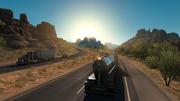 Download American Truck Simulator Arizona DLC
