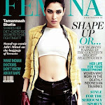 Tamannaah Bhatia   On Cover Page of Femina Magazine