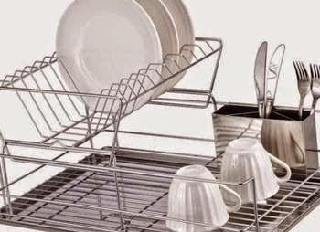 Tips Memilih Rak Piring Dapur Minimalis