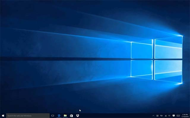 Pembaruan Windows 10 Fall Creators Update Menjadi 16299.611