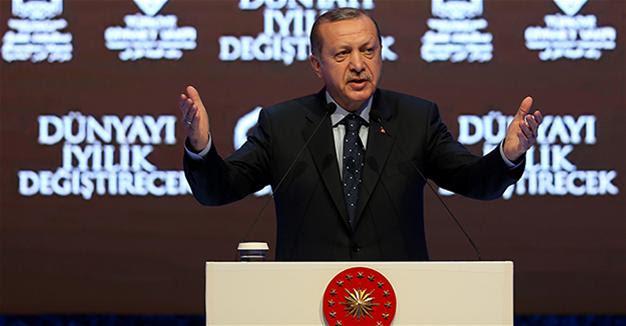 Ερντογάν: Προπαγάνδα της Δύσης τα περί γενοκτονίας