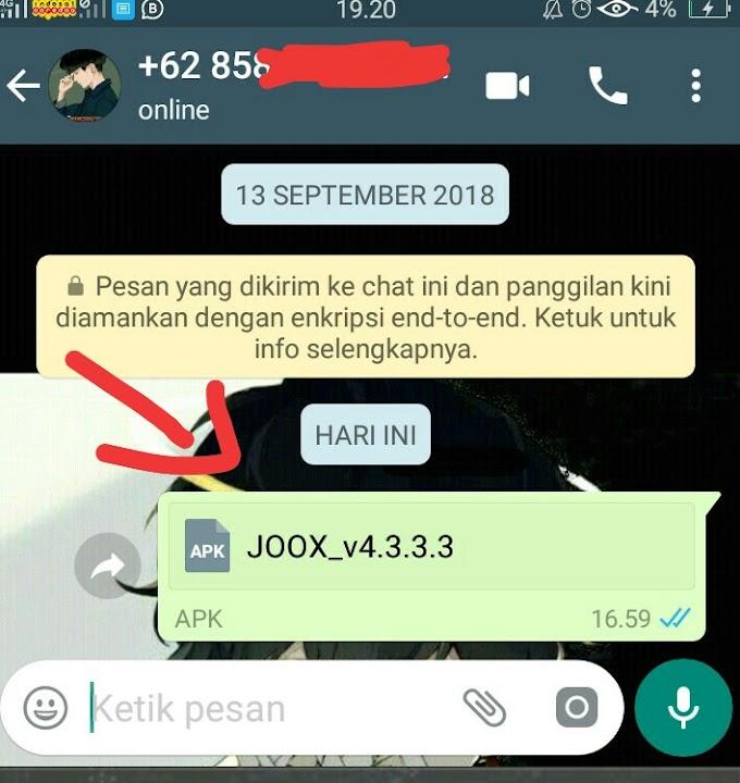 Terbaru!!! Cara Ngirim Aplikasi Yang Sudah Di Install Ke WhatsApp 100% Work