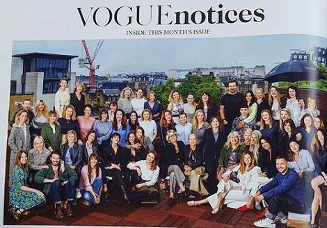 Naomi Campbell Shames Ex-Vogue Editor Over Her All-White Team