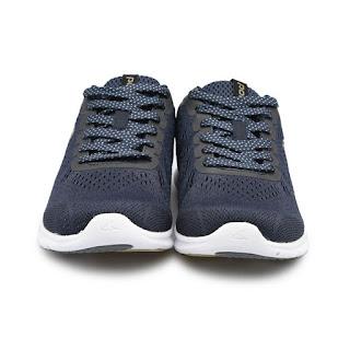 Power Daza Turbine 5289069 Sepatu Wanita - Black Dark Grey