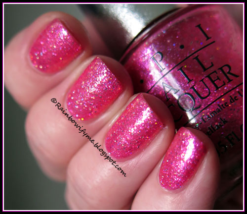 OPI ~ DS Tourmaline