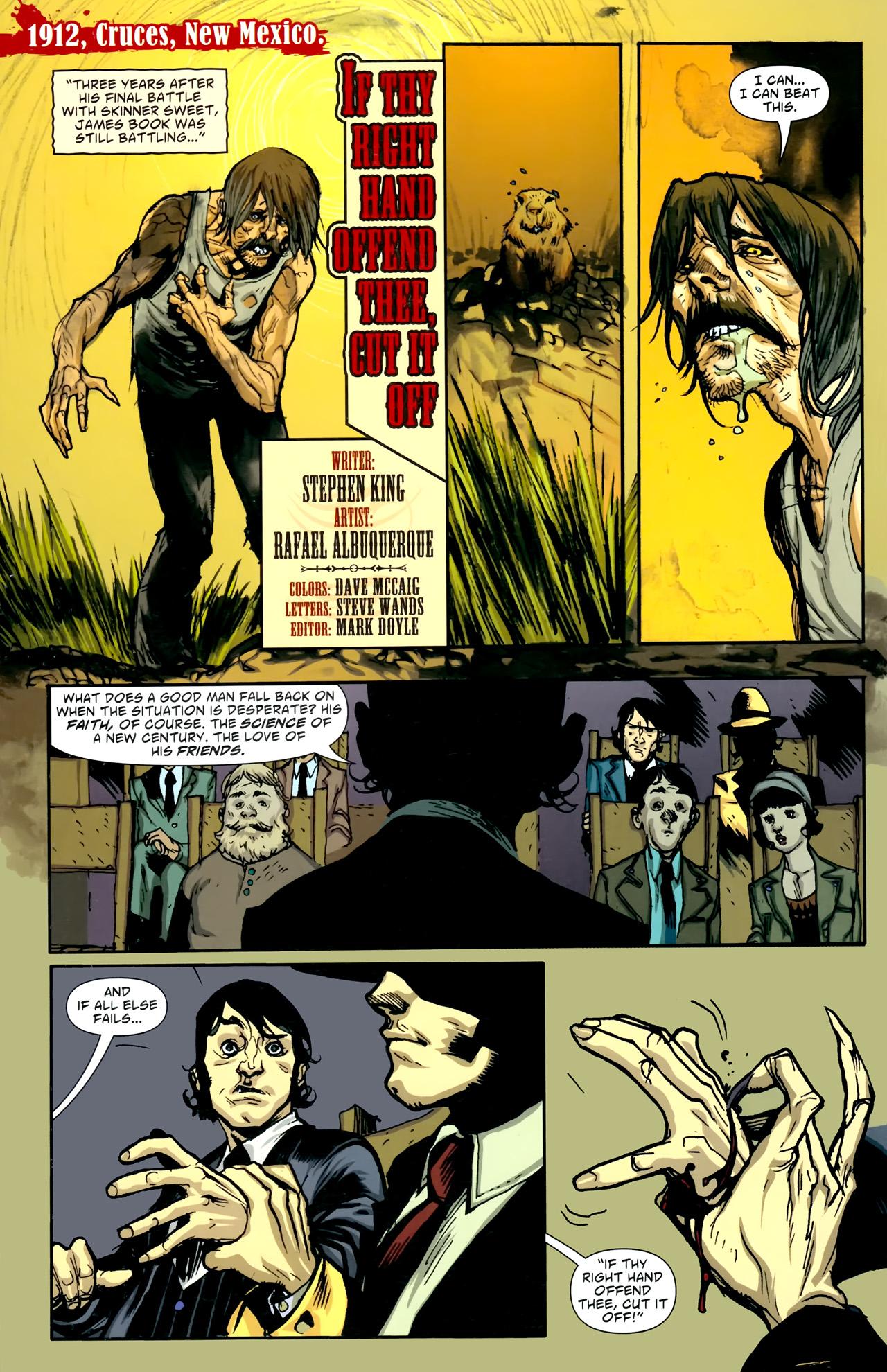 Read online American Vampire comic -  Issue #5 - 19