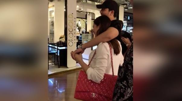 """""""Amboi"""" Suka Pegang-Pegang Di Tempak Awam, Netizen Meluat Dengan Fattzura"""