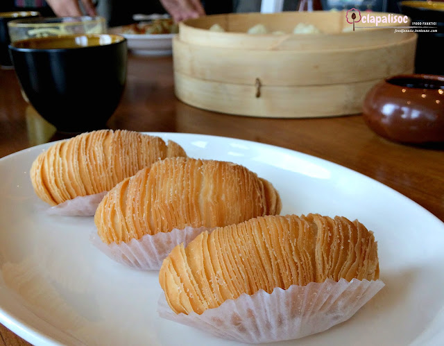 Radish Pastry from Paradise Dynasty PH