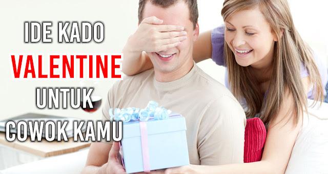 Ide Kado Valentine untuk Cowok Kamu