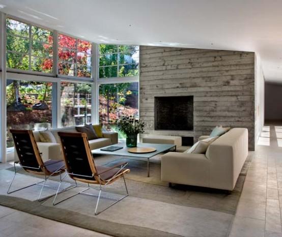 Bedroom Design Blog: Modern Eco-design Glass Houses