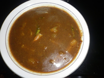 Pepper gravy