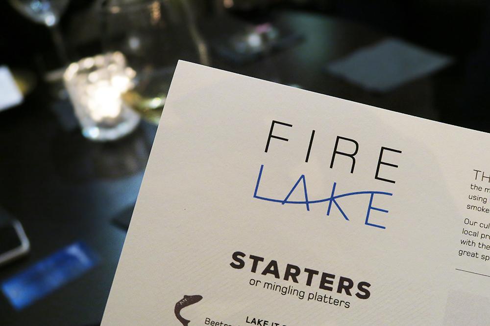 Firelake at Radisson Blu in Leeds