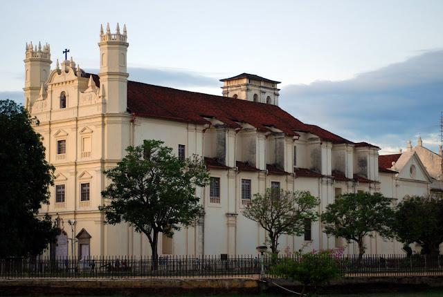 Se Cathedral of Santa Catarina, Goa