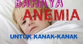 anemia pada kanak-kanak