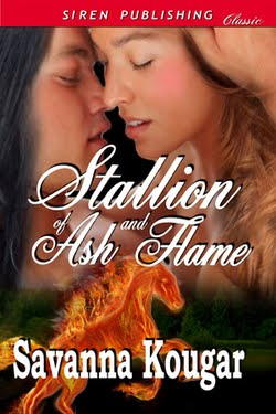 Stallion of Ash and Flame