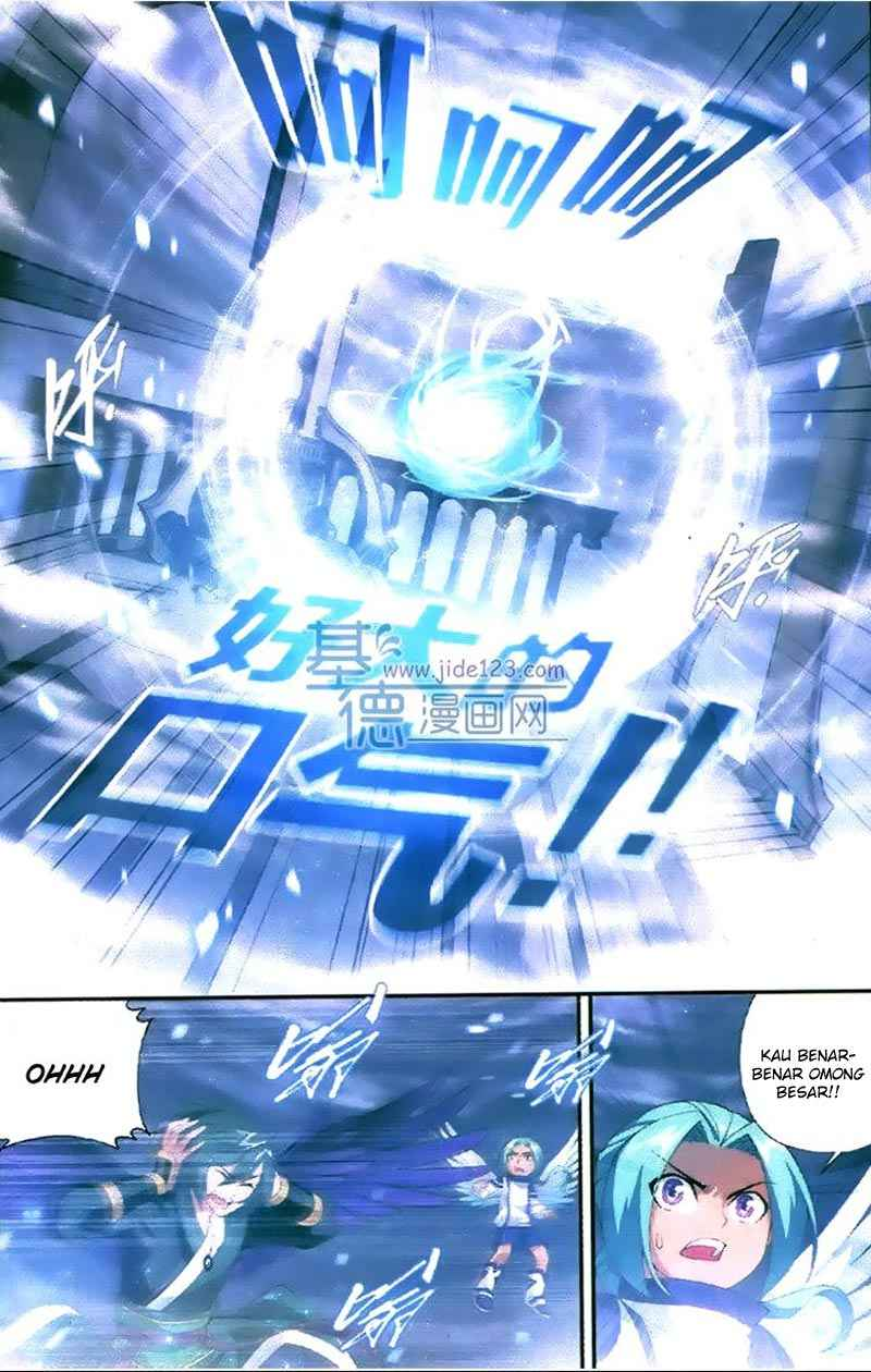 Battle Through Heaven Chapter 81-15