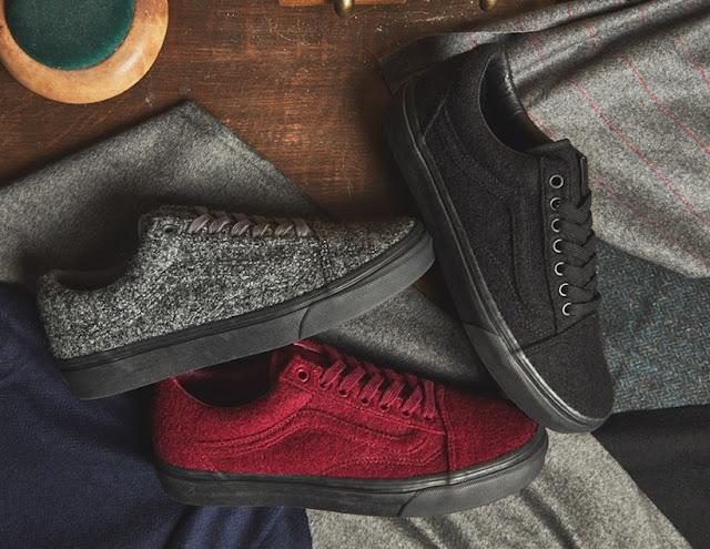 Sepatu Vans Collabs terbaru