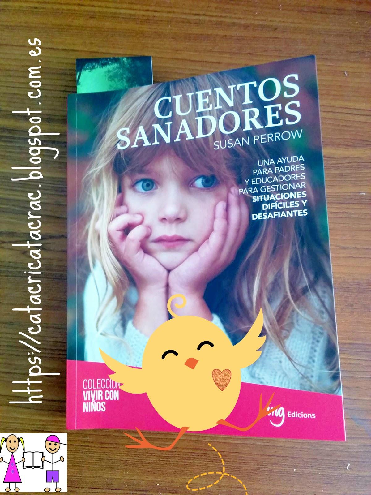 RESEÑA Cuentos Sanadores de Susan Perrow [Colección Vivir con niños ...