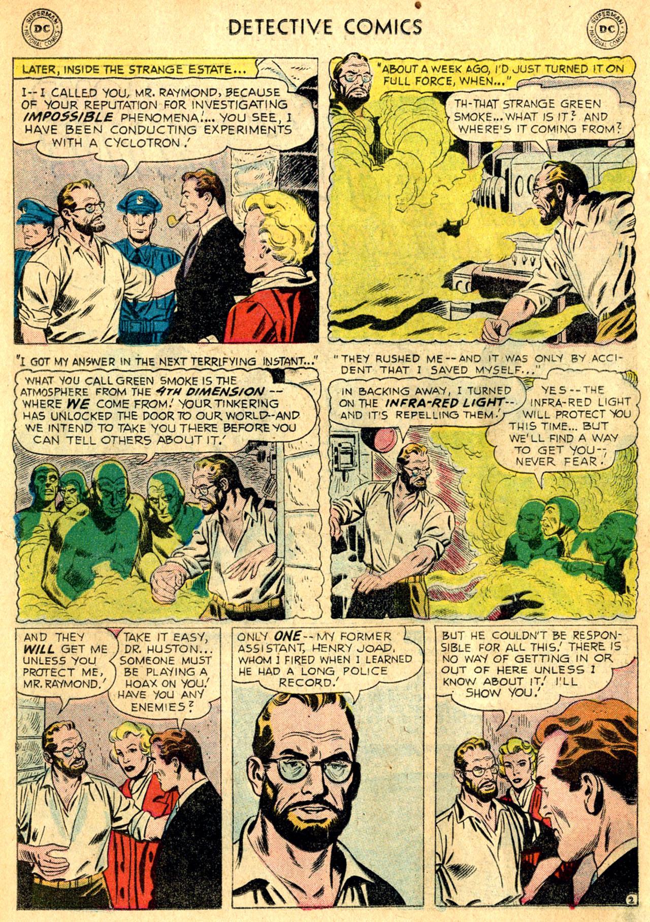 Read online Detective Comics (1937) comic -  Issue #238 - 18
