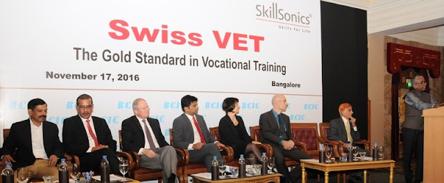 The Swiss and Indian supporting partners of the SVETII are proud to announce the launch of the first Swiss metodology training courses for VET professionals in India