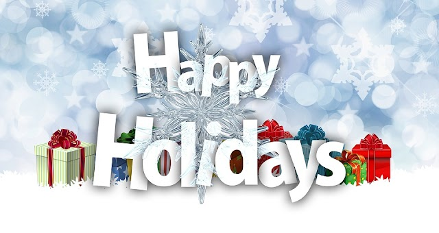 Happy Holidays from the Centro Linguistico Staff