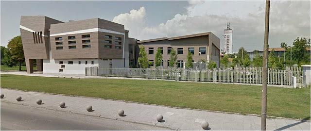 Colegio Español Reina Sofía campus