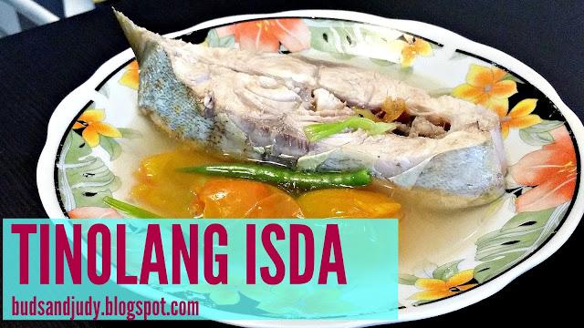 Tinolang Isda Recipe
