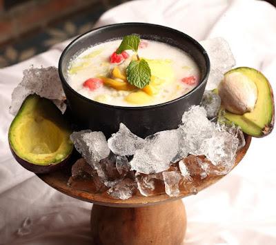 Menu Minuman Kendi Indonesian Bistro