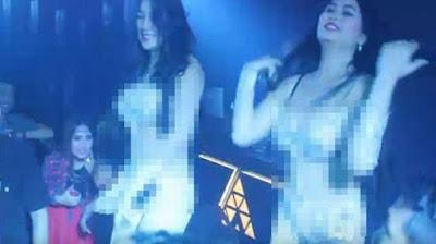 Video Duo Serigala Goyang Erotis Telanjang Cuma Pakai BH dan CD