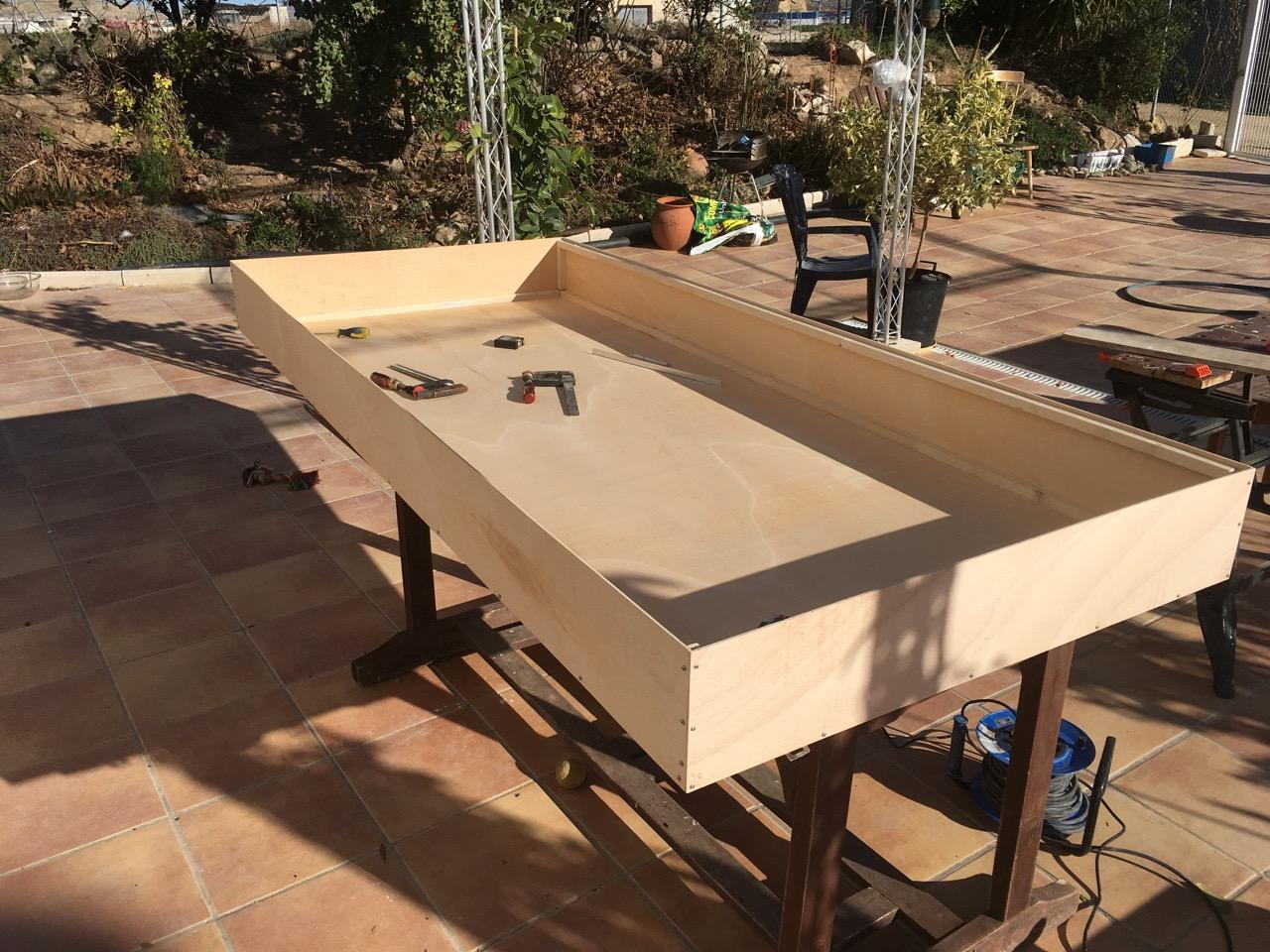 solar heater constructie