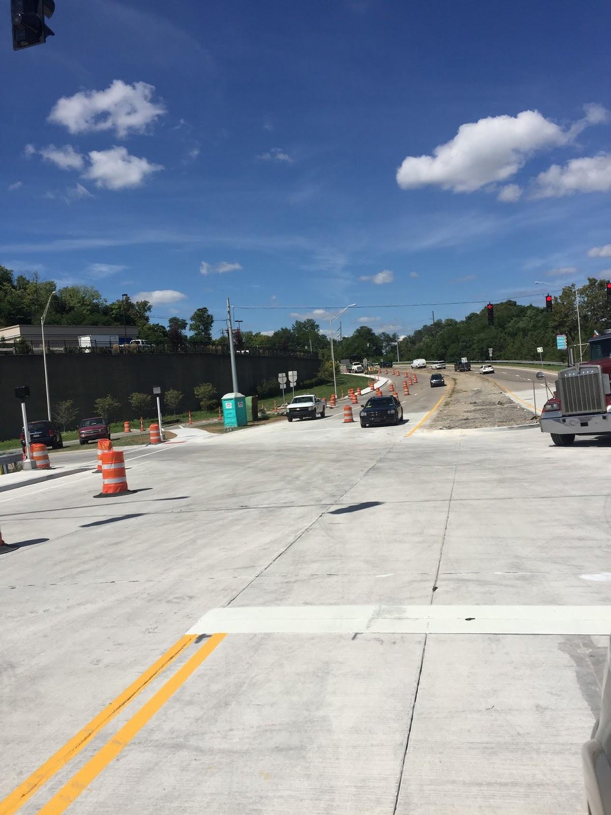 Fort Thomas Matters Memorial Parkway Bridge Opens