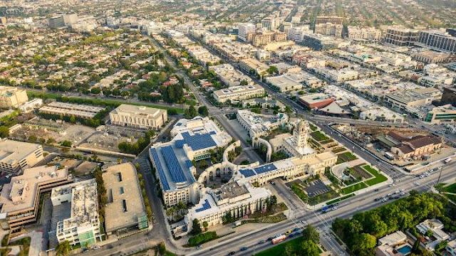 Quantidade de dias para ficar em Beverly Hills