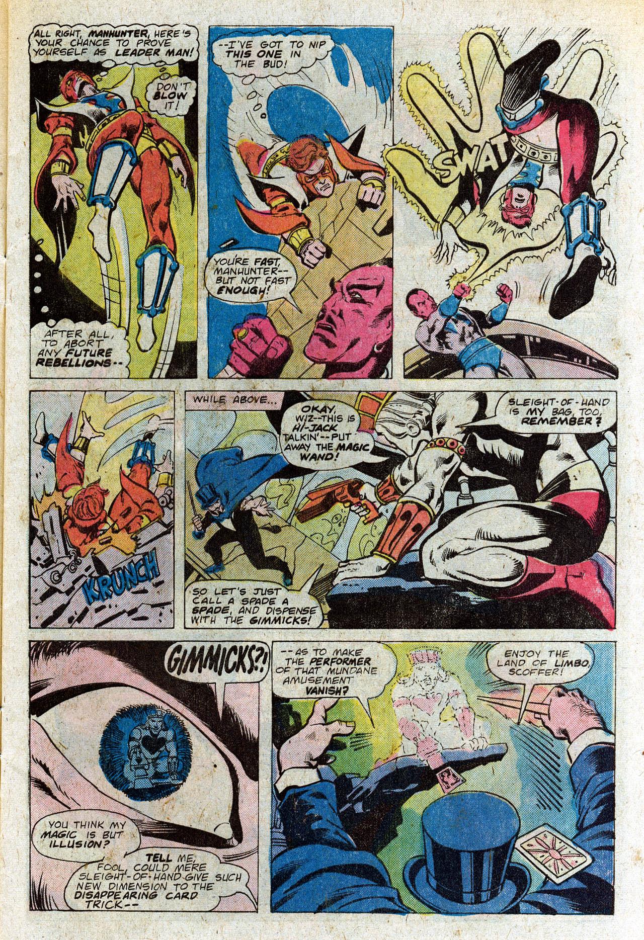 Read online Secret Society of Super-Villains comic -  Issue #4 - 5