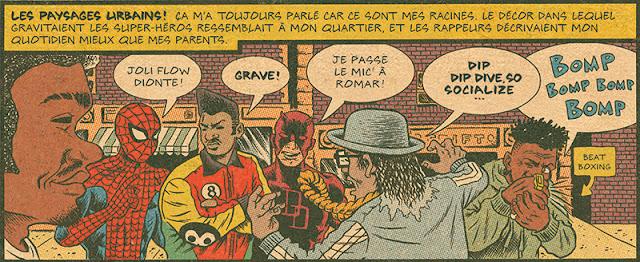 Les super-héros vu par Ed Piskor
