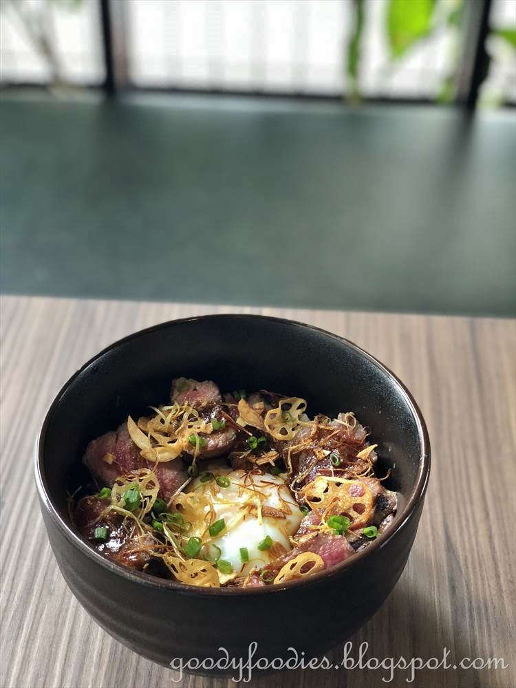 Goodyfoodies kouzu bangsar kl great affordable japanese fusion the best thing weve eaten this month id definitely return for this pssst beef don is also available for lunch at rm19 forumfinder Gallery