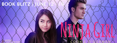 Book Showcase: Ninja Girl by Cookie O'Gorman @CookieOwrites @YABoundToursPR ‏