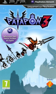 Patapon 3 apk (USA) PSP/PPSSPP  ISO