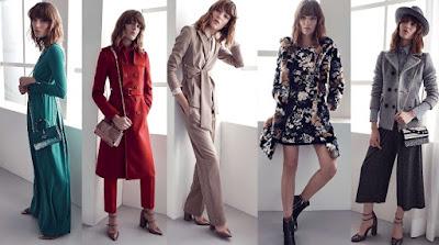 moda donna patrizia pepe per l'autunno inverno 2016/17